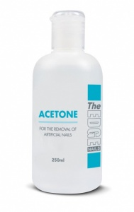Acetone Nail Tip Remover 250 ml