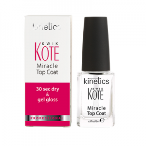 Miracle Top Coat - Kwik Kote 15 ml