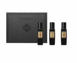 Utique Luxury Unisex Perfume Black Collection Gift Set
